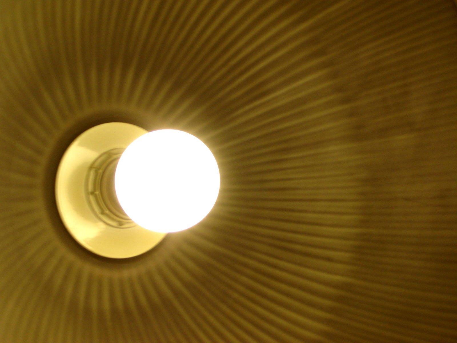 žiarovka, osvetlenie