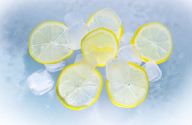 led s citronem