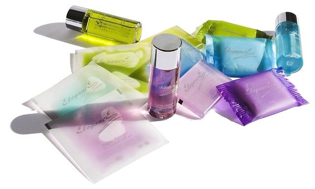 kosmetické pomůcly