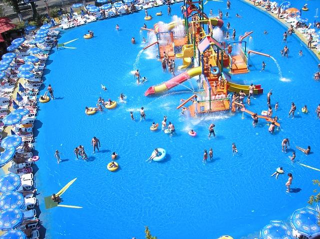 zábavný aquapark