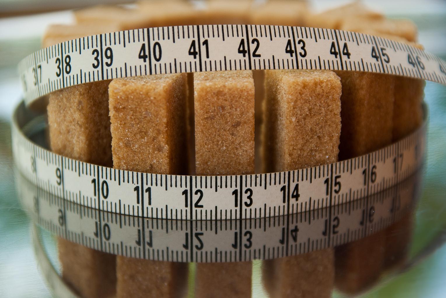 meter, zdravá strava